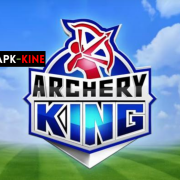 Archery King MOD APK MOD v1.0.35.1 (Stamina/Unlimited Money)